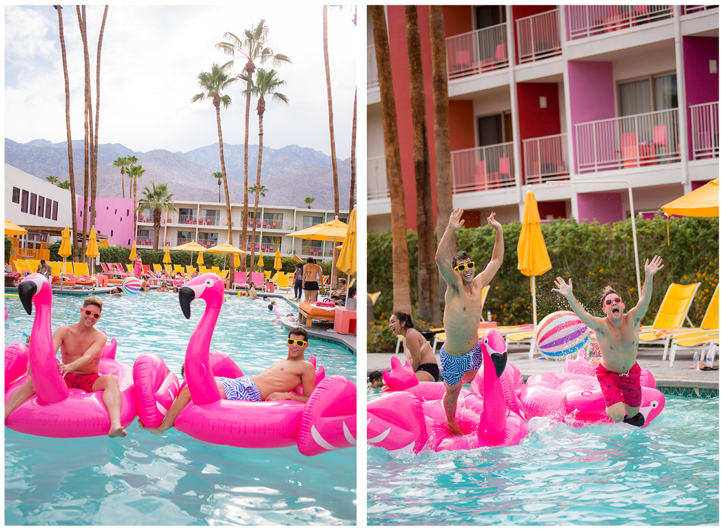Saguaro Palm Springs Gay Wedding Zoom Theory17
