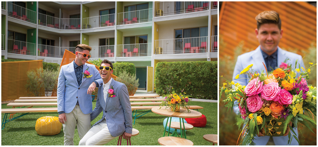 Saguaro Palm Springs Gay Wedding Zoom Theory8