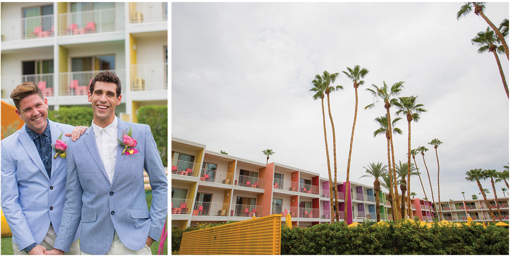 Saguaro Palm Springs Gay Wedding Zoom Theory9