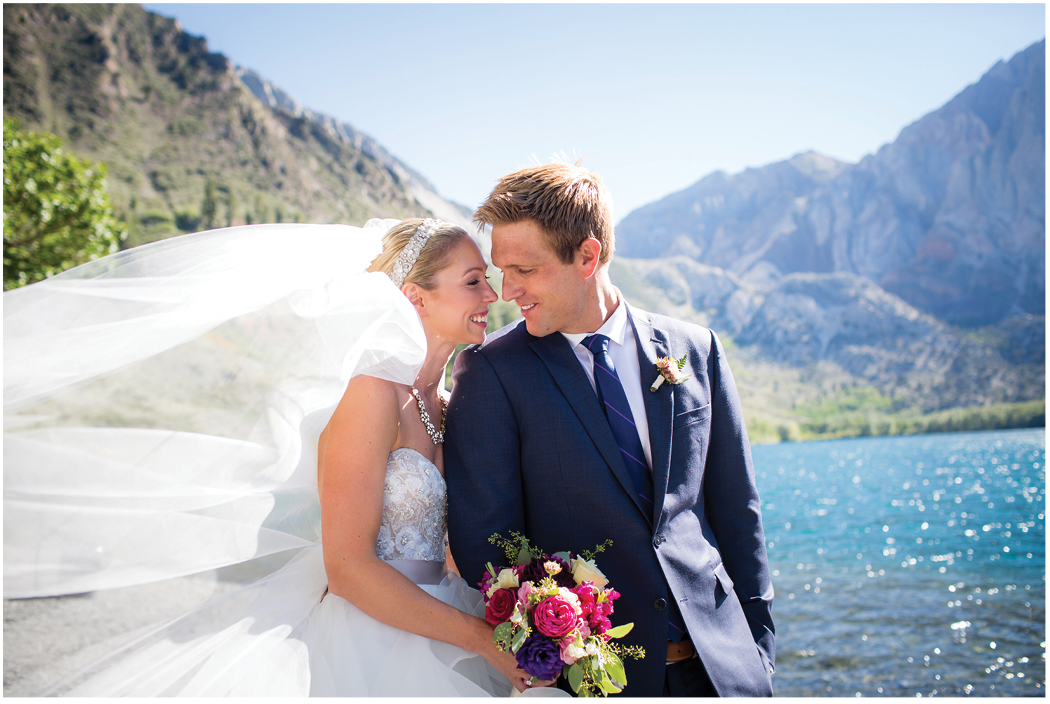 Convict Lake Mammoth mountain wedding zoom theory
