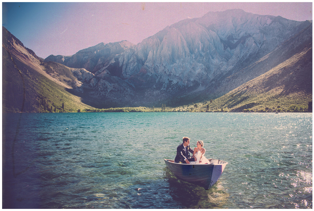 Convict Lake Mammoth mountain wedding zoom theory 11