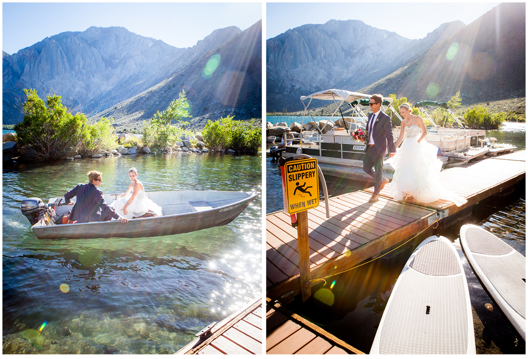 Convict Lake Mammoth mountain wedding zoom theory 14