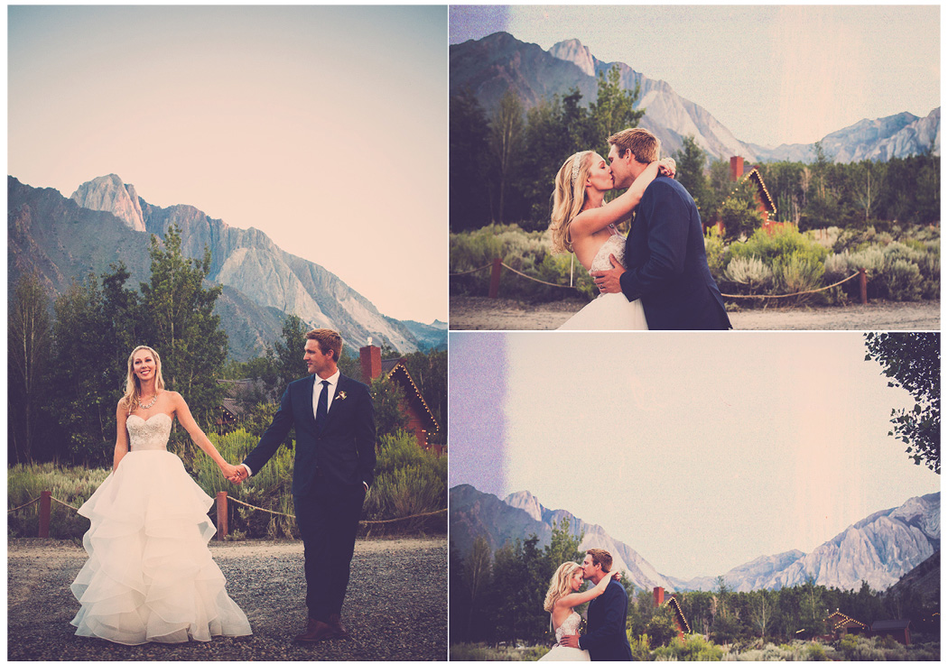 Convict Lake Mammoth mountain wedding zoom theory 20