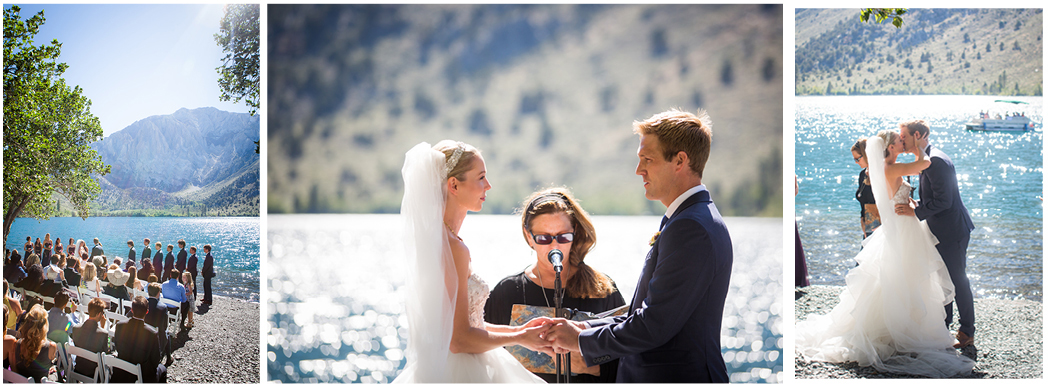 Convict Lake Mammoth mountain wedding zoom theory 8