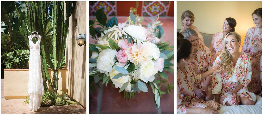 la venta garden wedding zoom theory