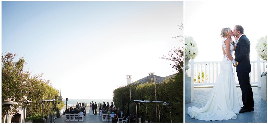 Shutters Santa Monica Blush Alternative Wedding 13