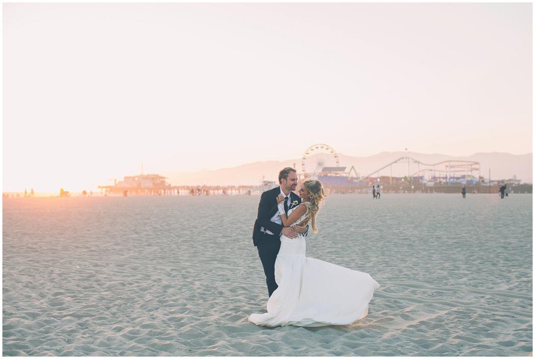 Shutters Santa Monica Blush Alternative Wedding 17