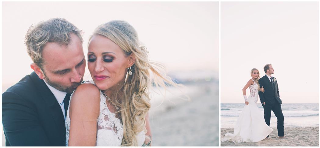 Shutters Santa Monica Blush Alternative Wedding 19