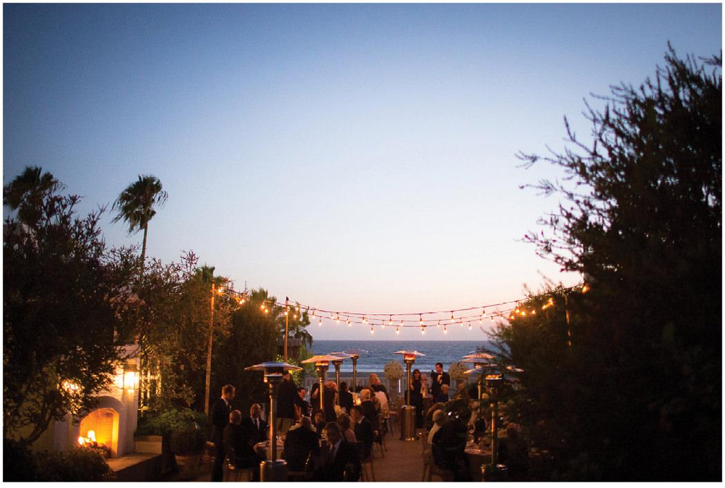 Shutters Santa Monica Blush Alternative Wedding 24