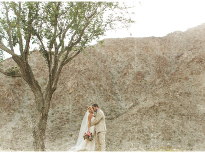 La Quinta Palm Springs Wedding