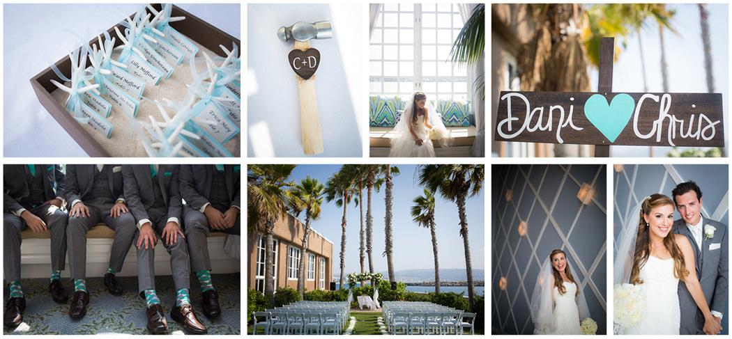 Modern Portofino Wedding10