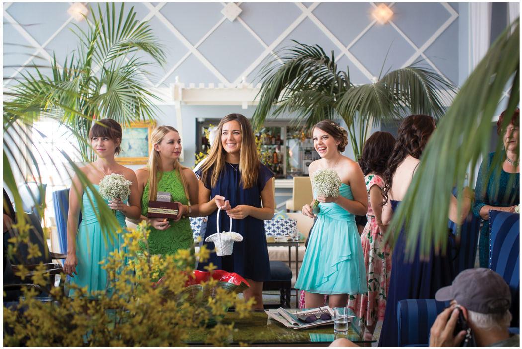 Modern Portofino Wedding8