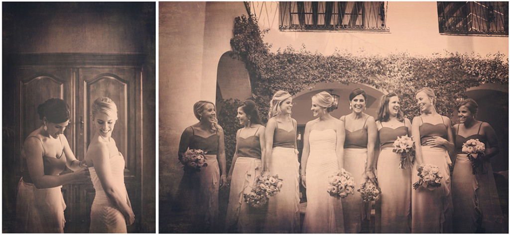 La Quinta wedding Chicago couple Zoom Theory 1