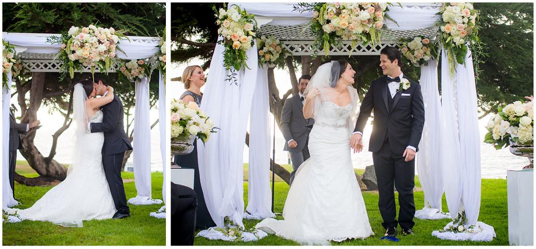 Redondo Beach Historic Library Wedding Zoom Theory 14