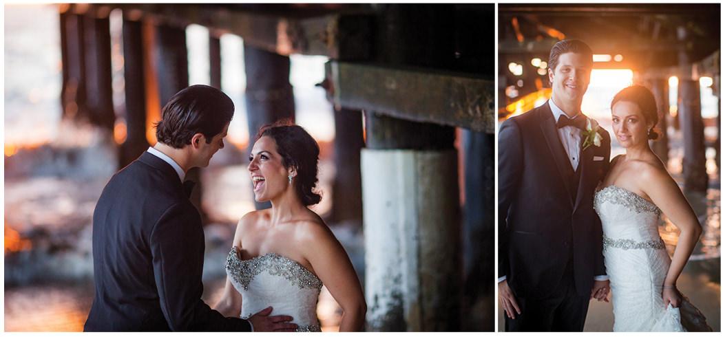 Redondo Beach Historic Library Wedding Zoom Theory 19