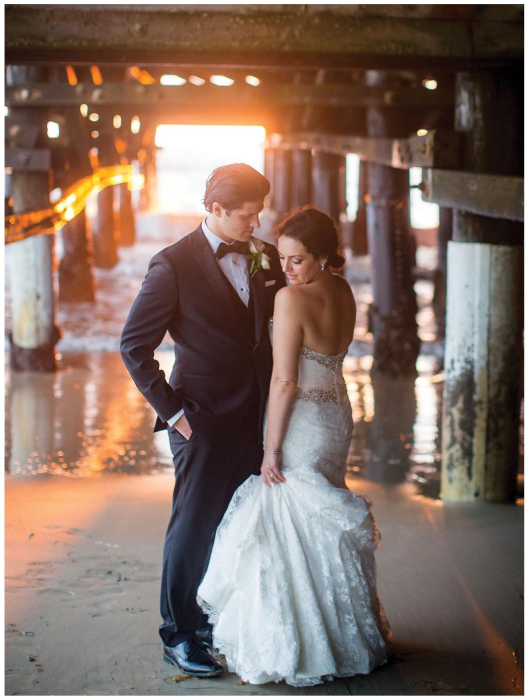 Redondo Beach Historic Library Wedding Zoom Theory 20