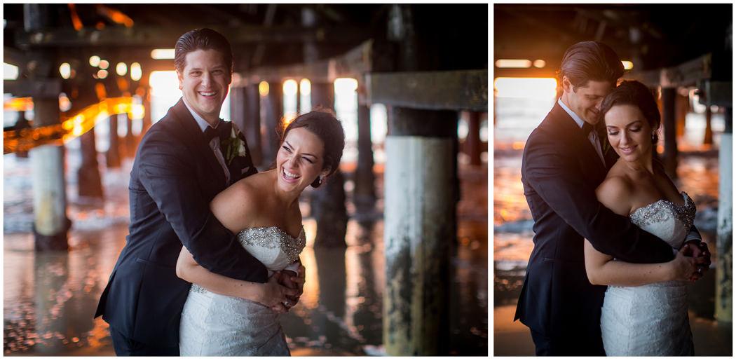 Redondo Beach Historic Library Wedding Zoom Theory 21