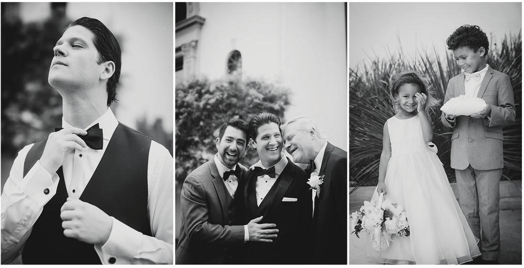 Redondo Beach Historic Library Wedding Zoom Theory 4