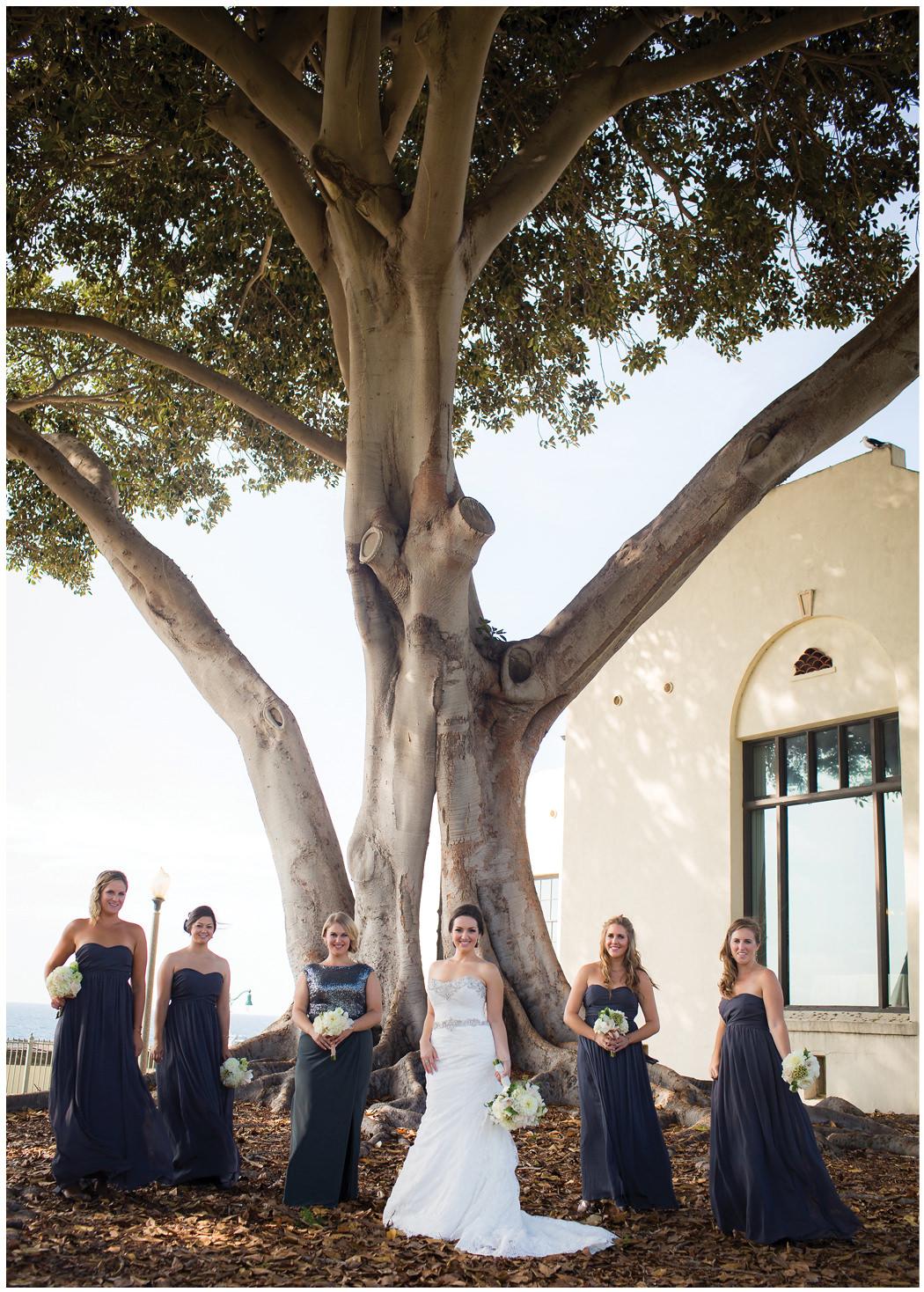Redondo Beach Historic Library Wedding Zoom Theory 5