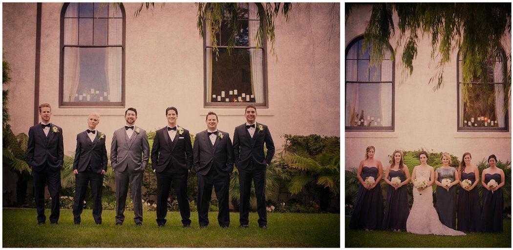 Redondo Beach Historic Library Wedding Zoom Theory 6