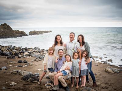 Terranea Family Portraits | Palos Verdes