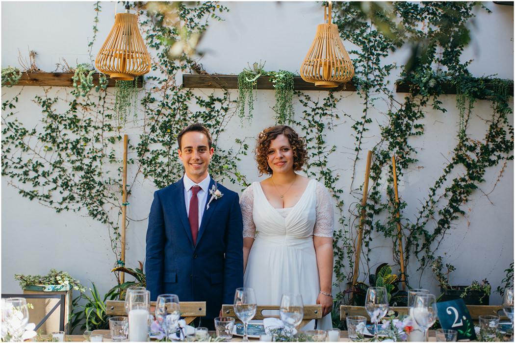 Madera Kitchen Wedding 12