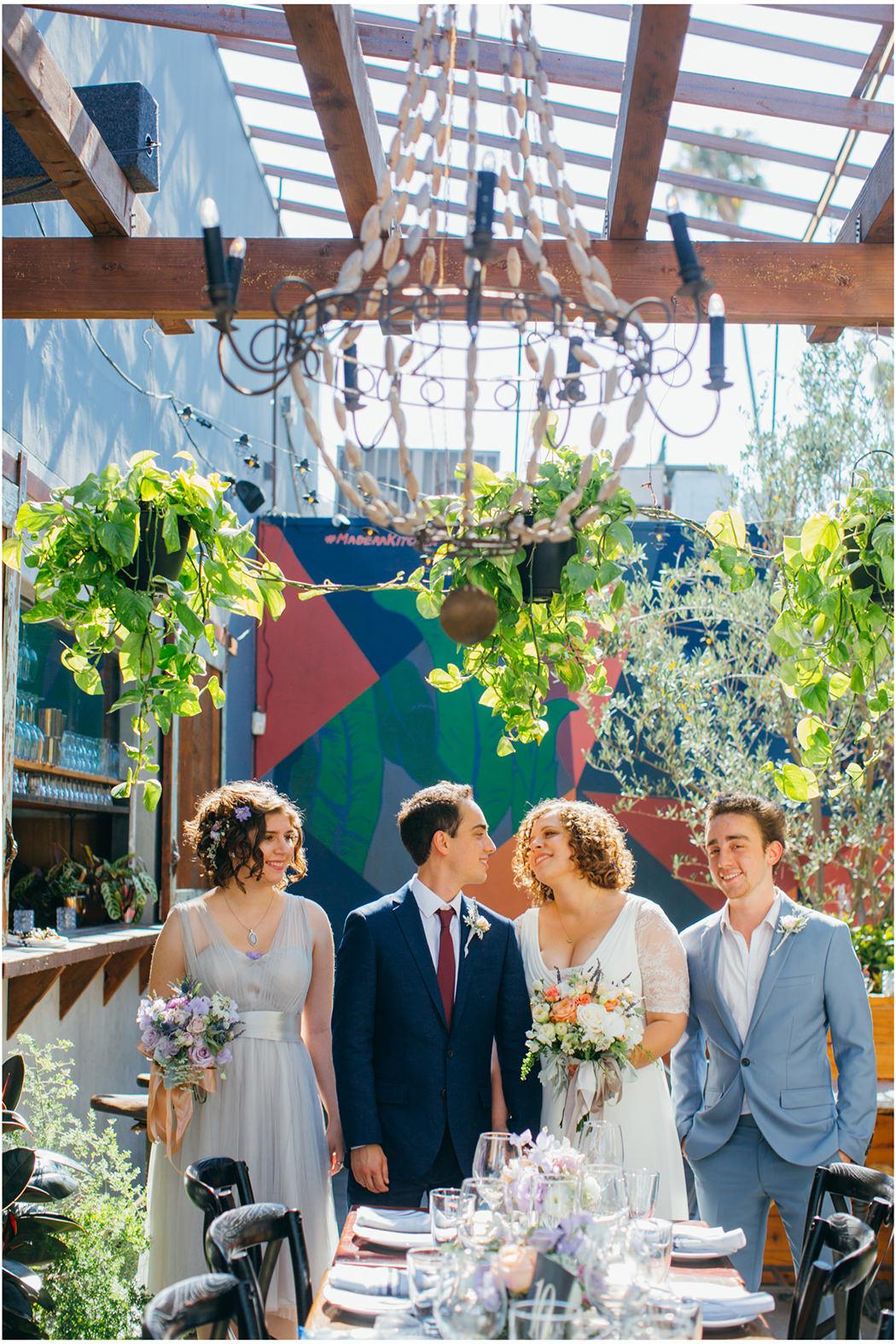 Madera Kitchen Wedding 15