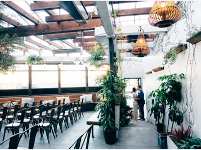 Madera Kitchen Wedding