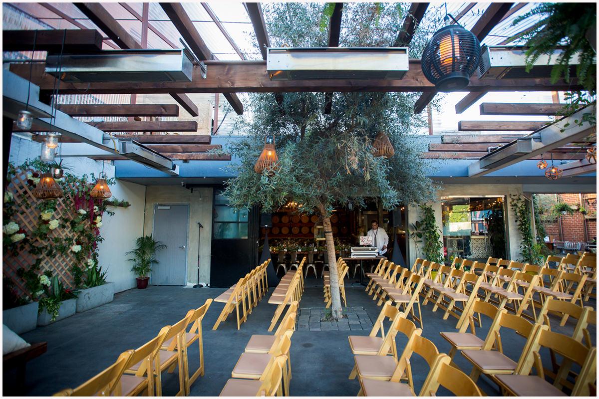Madera Kitchen Hollywood Wedding | Zoom
