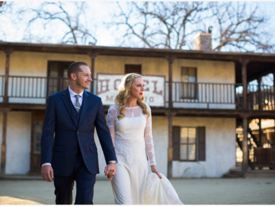 Paramount Ranch Wedding