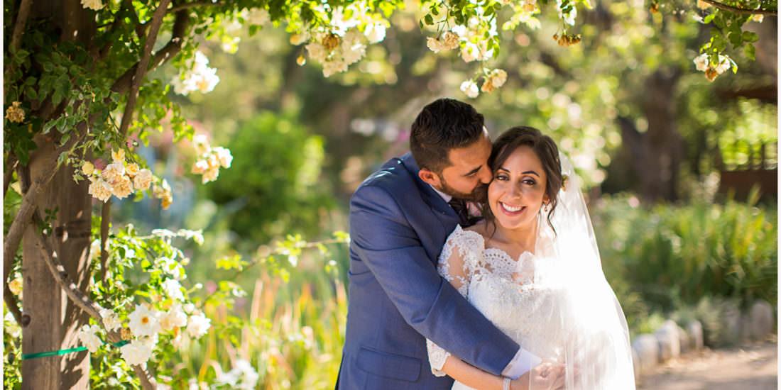 Descanso Gardens Wedding | Zoom Theory