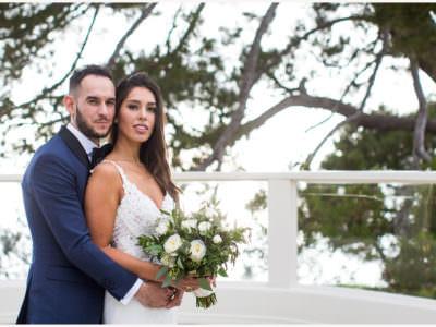 La Venta Inn | Palos Verdes Wedding