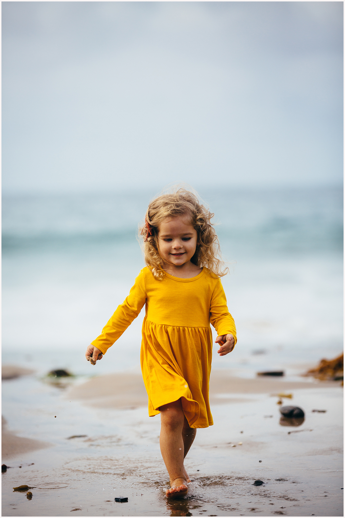 Crystal Cove Children Family Portraits 021