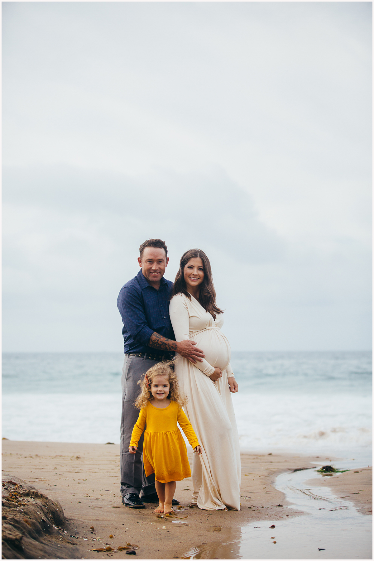 Crystal Cove Children Family Portraits 022