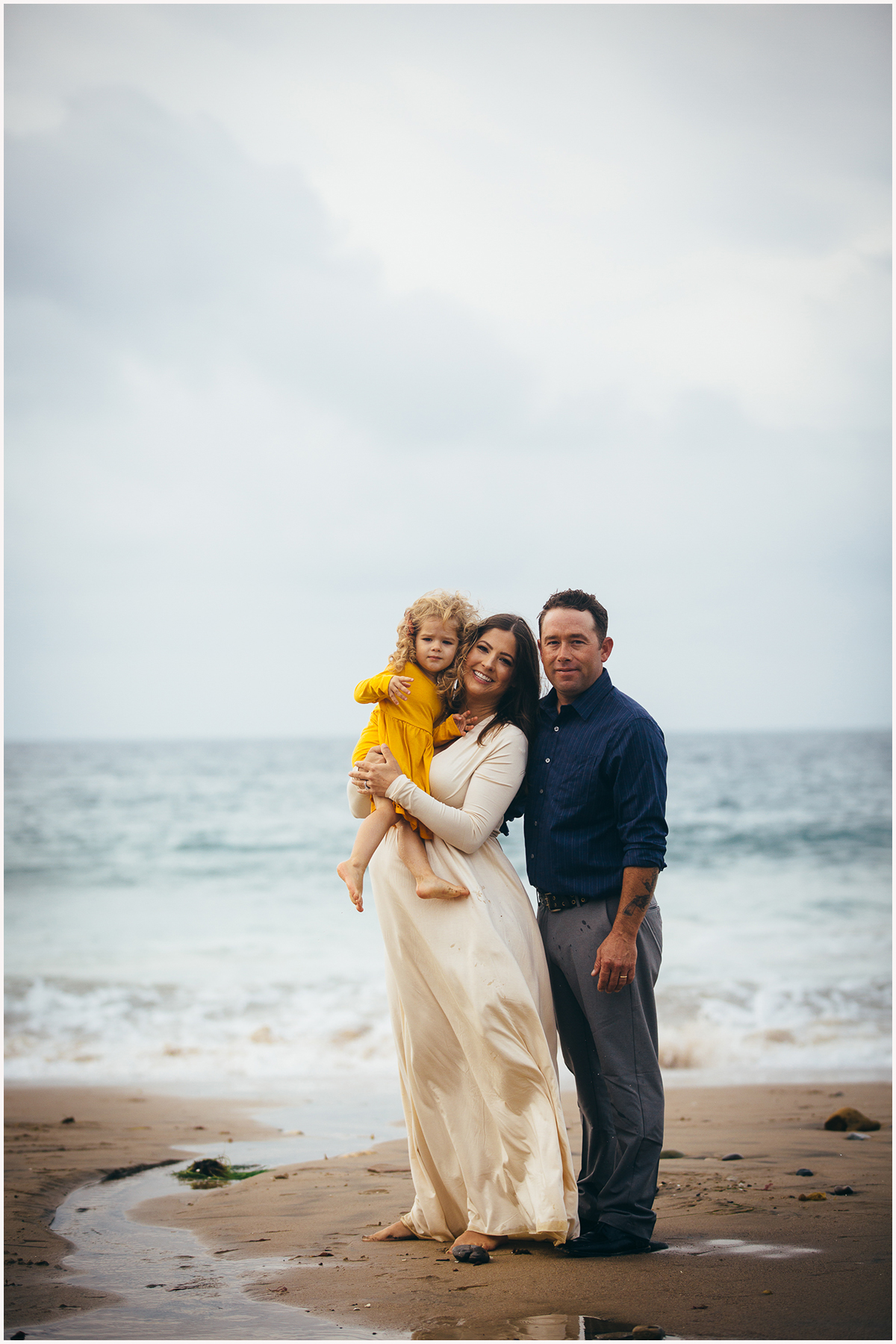 Crystal Cove Children Family Portraits 025