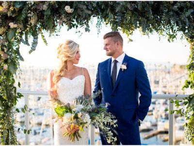 Redondo Beach Shade Hotel Wedding