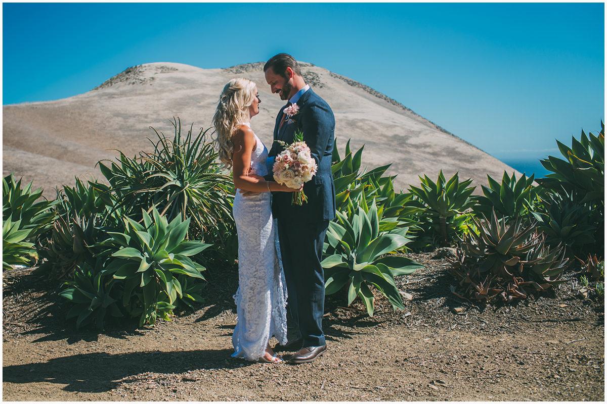 Hollister ranch home wedding santa barbara 16