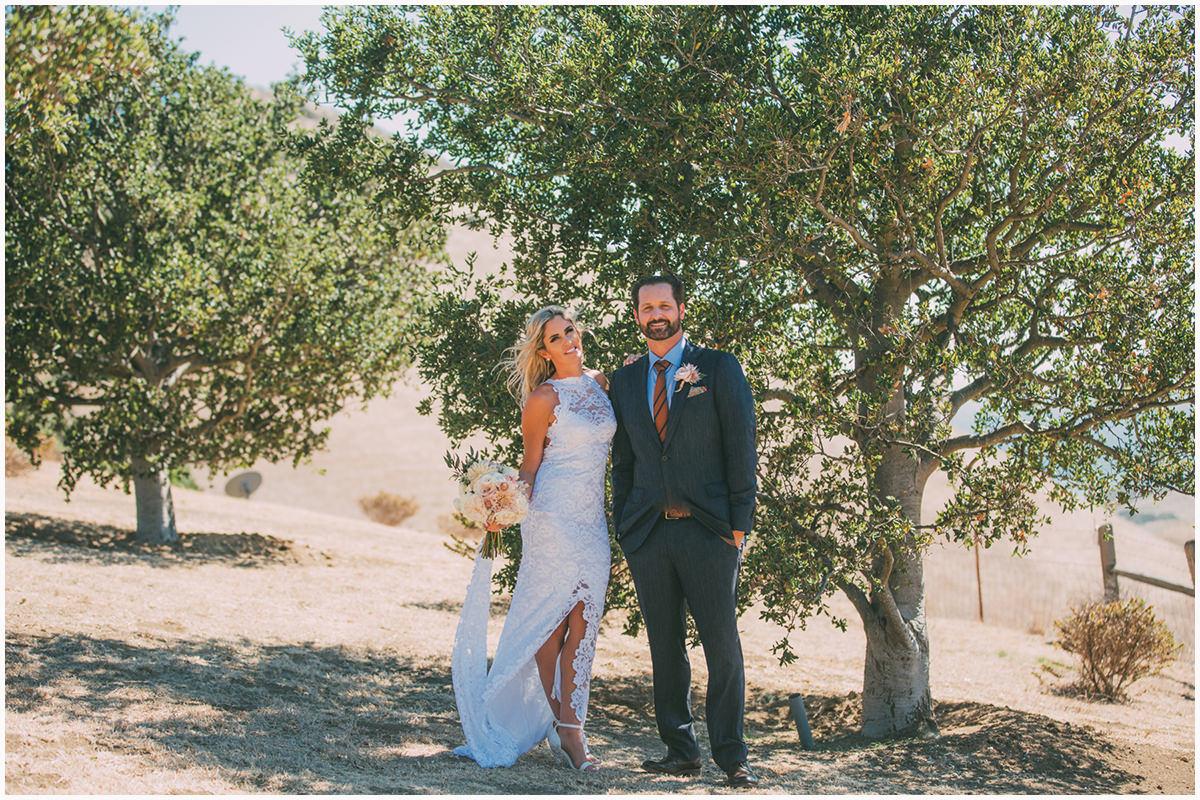 Hollister ranch home wedding santa barbara 31