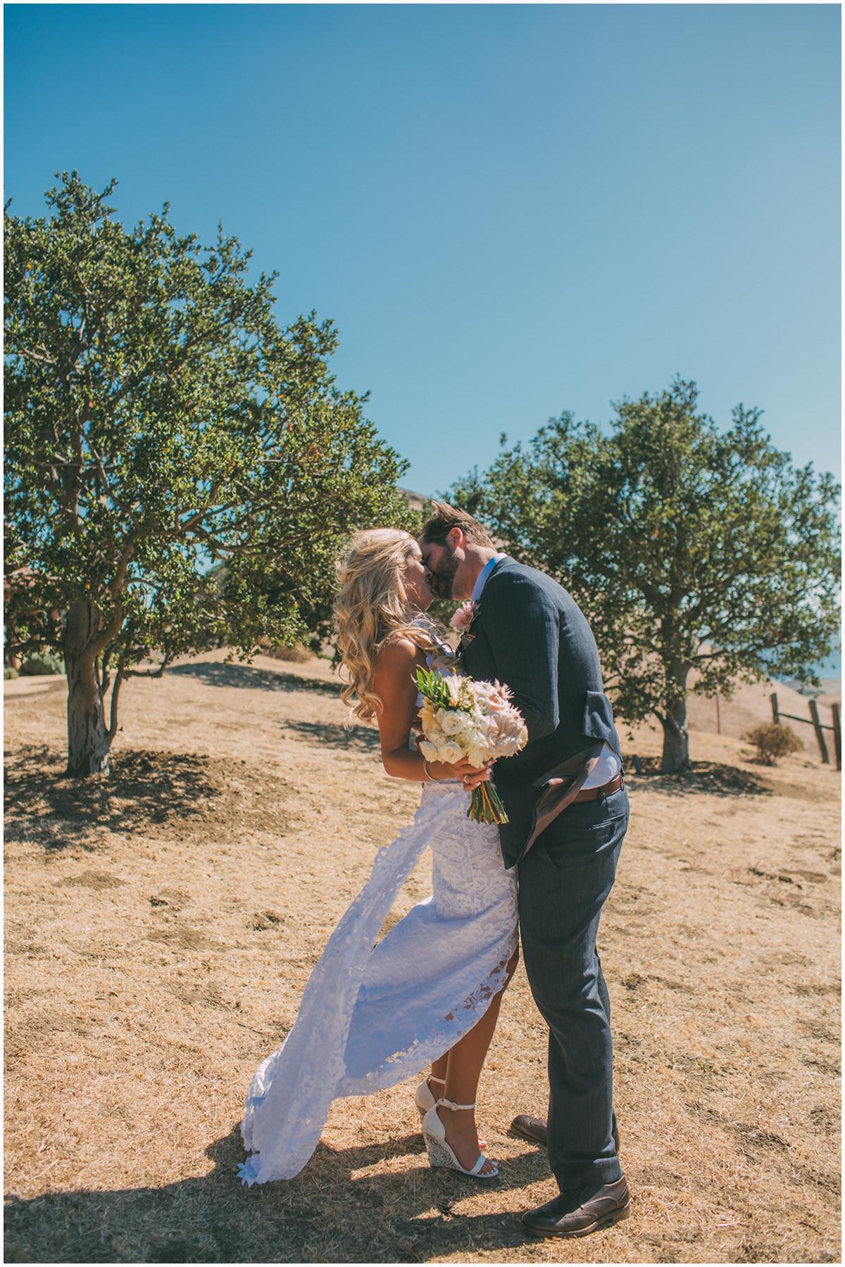 Hollister ranch home wedding santa barbara 33