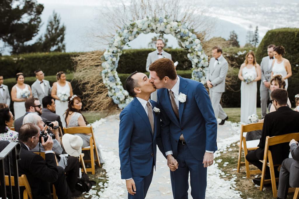 La Venta Inn Palos Verdes Wedding Zoom Theory